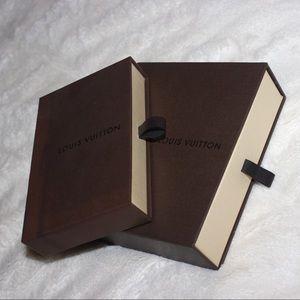 Louis Vuitton Gift Box Set of 2